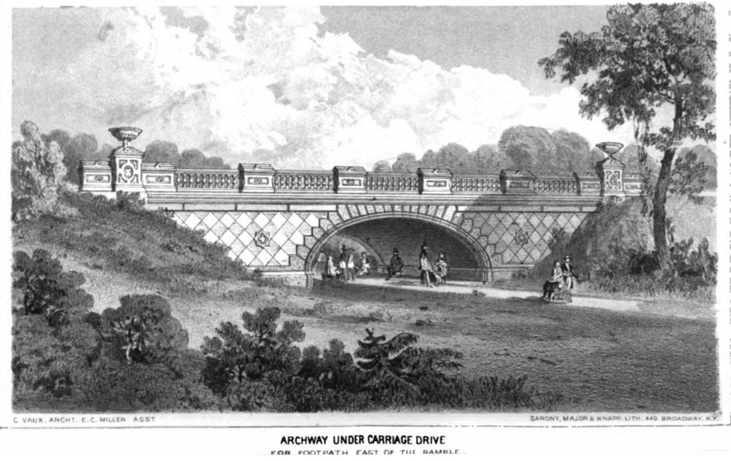 Central Park: Images through 1860 – Dianne L  Durante, Writing