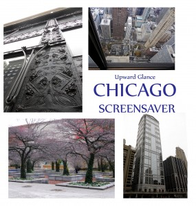 Upward Glance Chicago screensaver