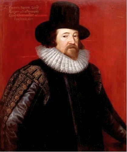 Frans Pourbus, Sir Francis Bacon, 1617