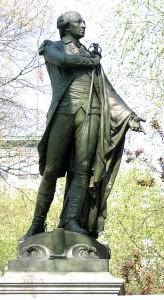 Bartholdi, Marquis de Lafayette, 1873. Union Square Park. (Photo (c) 2012 Dianne L. Durante)