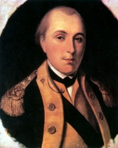 Marquis de Lafayette as a young man. Image: Wikipedia