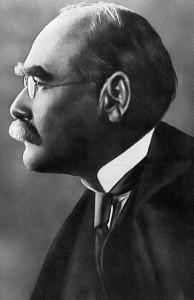 Rudyard Kipling, 1914. Photo: Wikimedia
