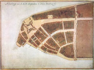 The 1660 Castello Plan.
