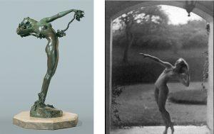 Frishmuth Vine sculpture photo copy