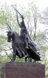 Stanislaw Kazimierz Ostrowski, King Jagiello