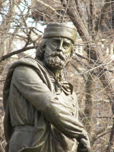 GIovanni Turini, Giuseppe Garibaldi