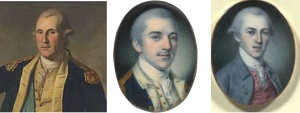 Washington, Laurens, Hamilton