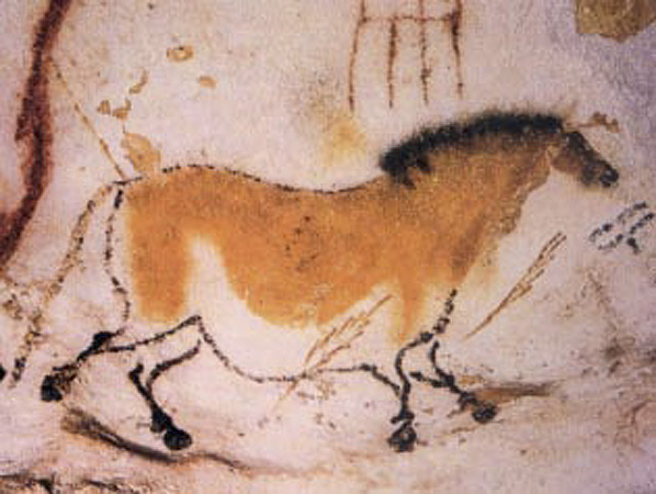 Painting before 1300 AD (2): Prehistoric