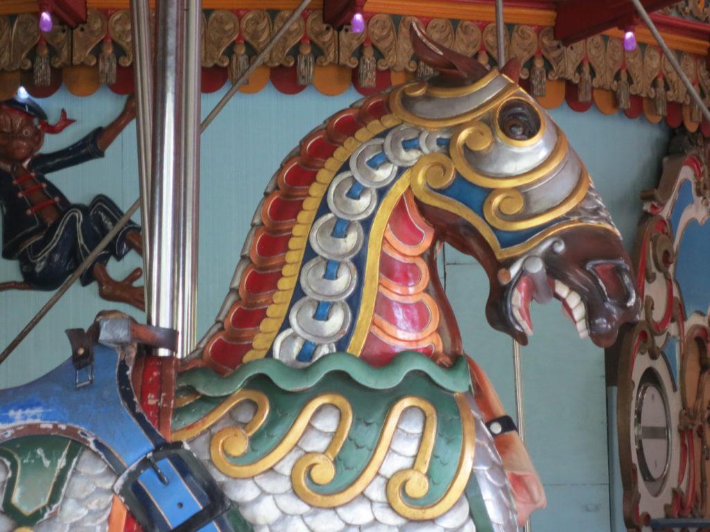 Carousel, Central Park