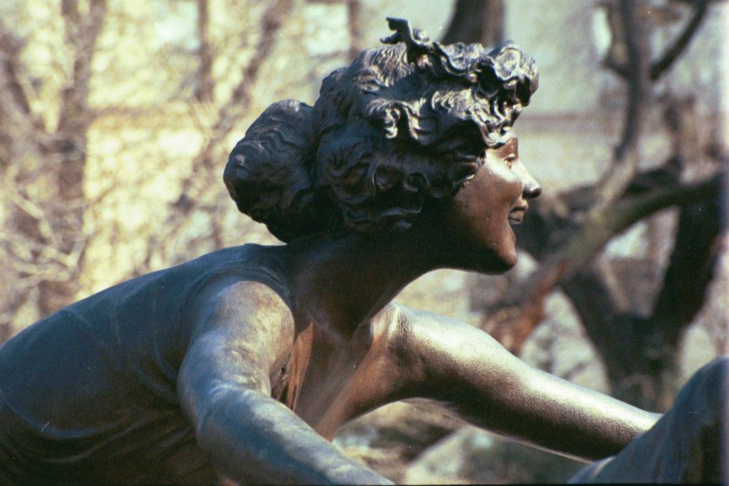 Untermyer Fountain, Central Park