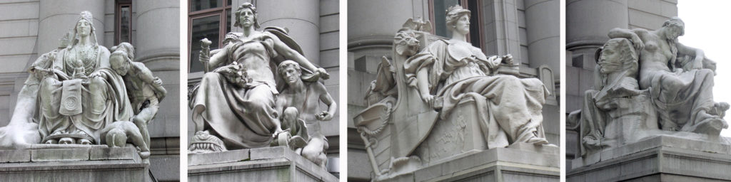 Four Continents, Customs House