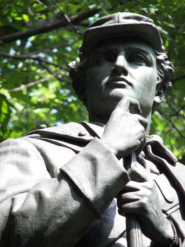 Seventh Regiment Memorial, Central Park